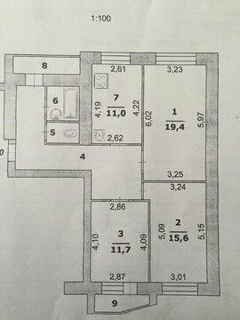 Продажа 3-к квартиры в центре - Фото 2