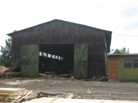 Земельный участок пром.назначения 1,03 га - Фото 1