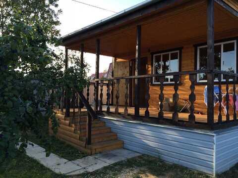 Дом 110 м2, Пруд, Лес, д. Митяево - Фото 5