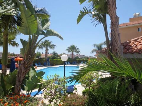 Отличный трехкомнатный Апартамент рядом с удобствами в Пафосе - Фото 2