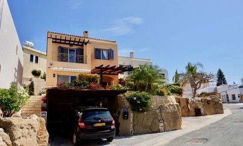 Комплексный 3-спальный отдельный дом в популярном районе Пафоса - Фото 1