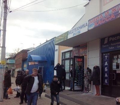 Сдается в аренду торговая площадь г Тула, ул Пирогова, д 4 - Фото 1