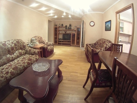 Сдается трехкомнатная квартира в районе Мальково - Фото 1