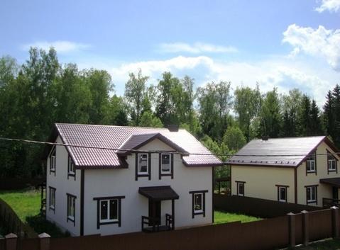 Продаётся новый дом 225 кв.м с участком 10 сот. в пос. Подосинки, К. - Фото 1