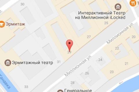 Продается Торговая площадь. , Санкт-Петербург г, Миллионная улица 29 - Фото 4