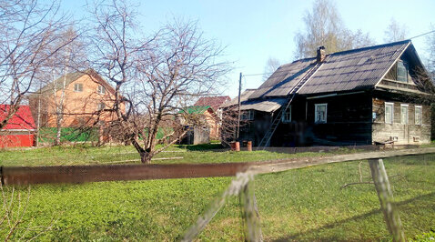Дом 72 кв.м.и зем.участок 11,7 соток в черте города - Фото 1