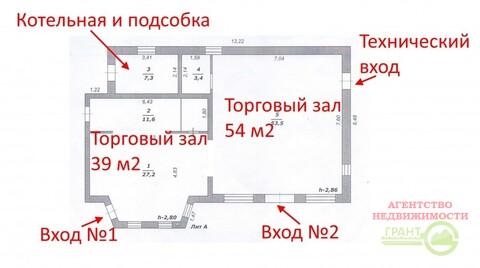 Действующим магазин 103 м2 на трассе Москва-Симферополь - Фото 2