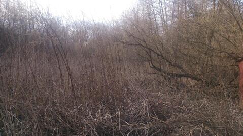 Участок 9 сот. , Каширское ш, 3 км. от МКАД Булатниково - Фото 1