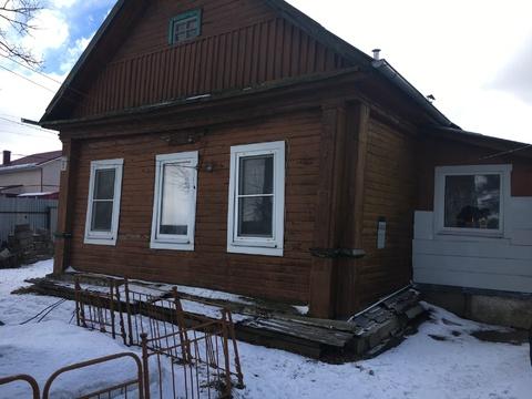 Дом в черте города со всеми удобствами, Продажа домов и коттеджей в Александрове, ID объекта - 502620917 - Фото 1