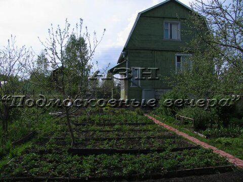 Носовихинское ш. 32 км от МКАД, Воровского, Дача 80 кв. м - Фото 1