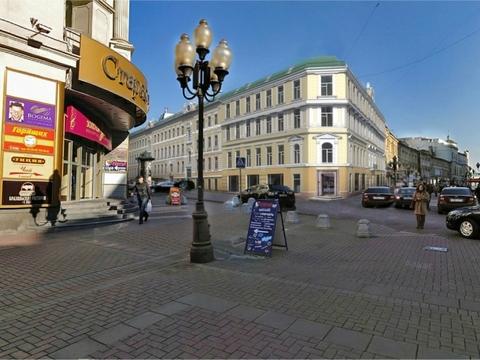 Продажа офиса, м. Арбатская, Ул. Арбат - Фото 1