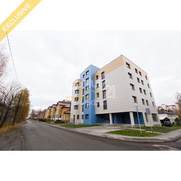 Современная, большая и светлая 2х ком. квартира в центре Петрозаводска - Фото 2