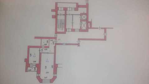 Продается 1 комн. квартира по ул. Бородина 4 54м - Фото 3