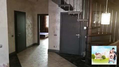 5к квартира в клубном доме с диз.ремонтом и мебелью. - Фото 1