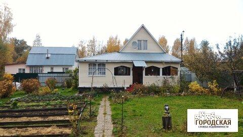 Дача в СНТ Съяново-2, Ступинский район, Московская область. - Фото 1