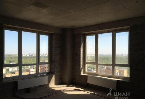 Продам 1-к квартиру, Москва г, Первомайская улица 42к1 - Фото 2