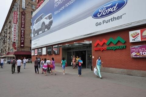Аренда торгового помещение в ТЦ на выходе из метро Сокол - Фото 3