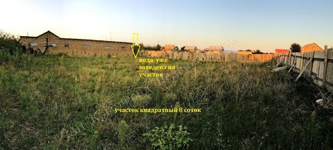 Участок 8 соток ИЖС, с. Вилино, Бахчисарайский р-он - Фото 1