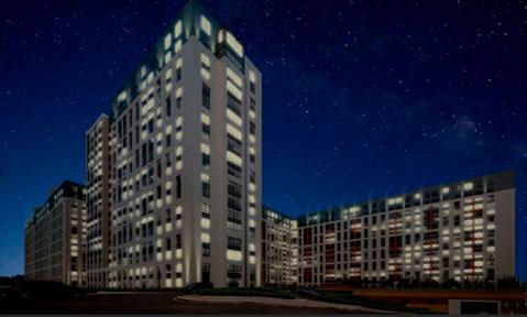 Двухкомнатная квартира в ЖК «Биосфера» - Фото 1