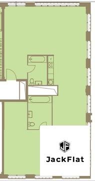 ЖК I'M на Садовом - 139 кв.м, 4 спальни + кухня-гостиная, 2/7 - Фото 5
