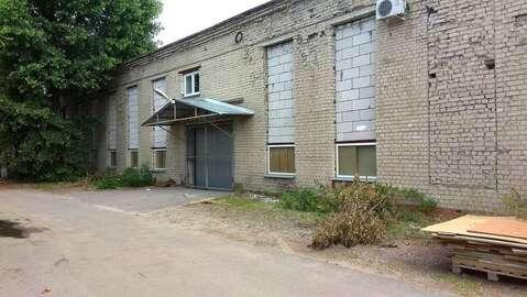 Аренда производственного помещения, Воронеж, Ул. Цимлянская - Фото 5