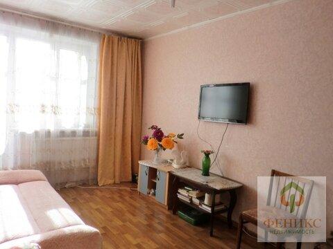 Светлая однокомнатная квартира с лоджией в центре Всеволожска. - Фото 2