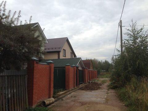 Участок недалеко от Москвы, рядом с Пироговским водохранилищем - Фото 2
