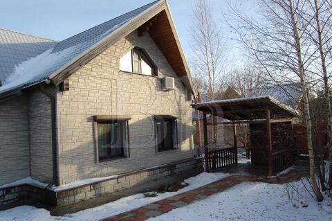 Отличный современный коттедж 205 кв, расположенный в 25км от Москвы, . - Фото 4