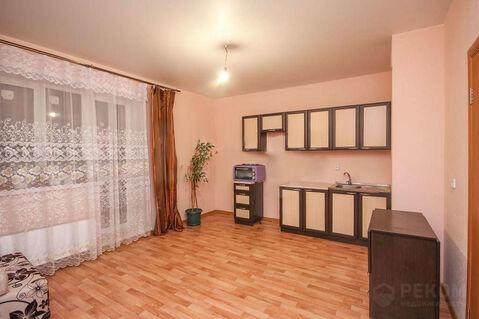 1 комнатная квартира в Тюмени, ул.Верхнетарманская, д.1 - Фото 1