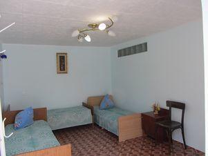 Аренда комнаты посуточно, Геленджик, Переулок Больничный - Фото 1