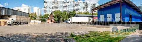 Аренда склада пл. 270 м2 м. Алтуфьево в складском комплексе в Бибирево