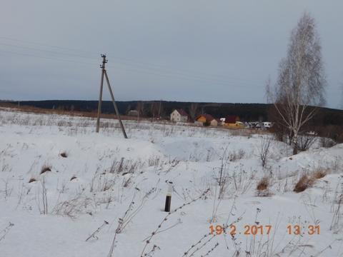 Зем. уч-к 15 соток в с. Иваньково - Фото 1