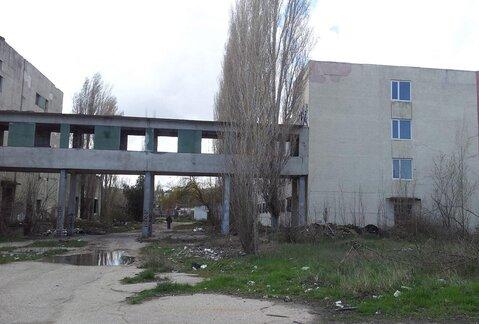 Продается приморская производственная база на берегу моря в Керчи - Фото 1