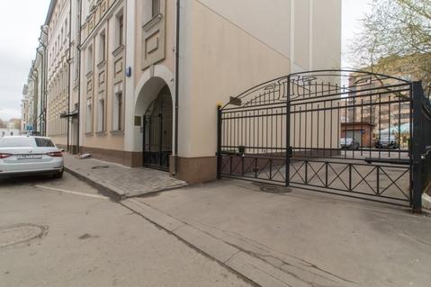 Квартира (215 м2) в центре Москвы (Кривоарбатский переулок, 15с1). - Фото 2