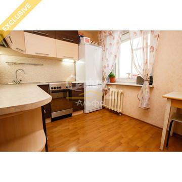 Продается просторная однокомнатная квартира по ул.Радищева, д. 3 - Фото 1