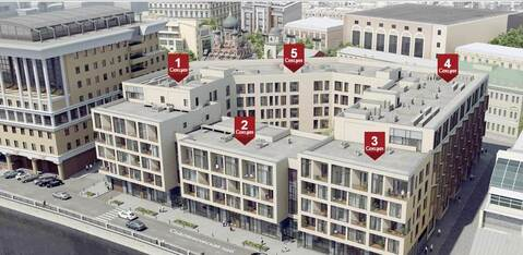 Комплекс апарт-Резиденций Balchug Viewpoint. Премиальные апартаменты . - Фото 2