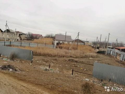 Участок 9 сот. (ИЖС), Купить земельный участок в Астрахани, ID объекта - 202540243 - Фото 1