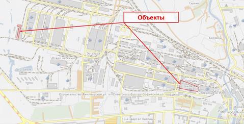 Продажа производственного помещения, Колпино, Ижорский з-д тер. - Фото 2
