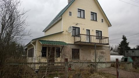 Продается дача, Гатчинский р-н, массив Строганово - Фото 1