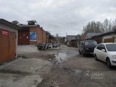 Продажа гаража, Новосибирск, м. Речной вокзал, Ул. Ионосферная - Фото 1