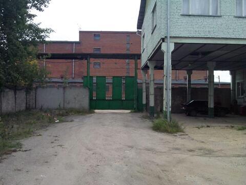 Производственно-складской комплекс 6000 кв.м, г.Серпухов - Фото 2