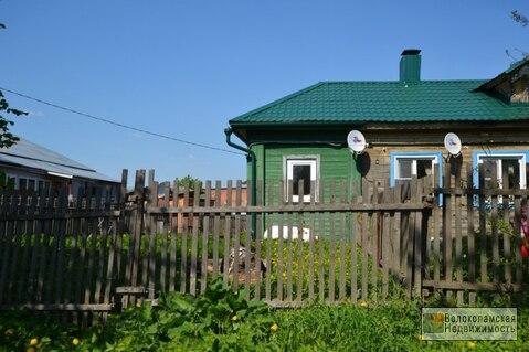 Продается полдома в городе Волоколамске на улице Академическая - Фото 1