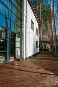 Сдается современный коттедж 230м2 в закрытом поселке Белоострова - Фото 2