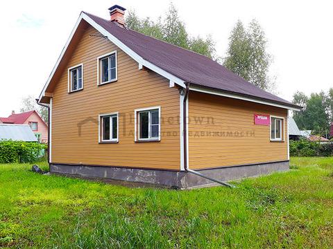 Продается земельный участок 11.6 соток с домом 105м2. - Фото 1