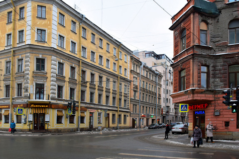 Продаётся 25-метровая комната в центре Питера, 15 мин.пеш. от метро - Фото 1