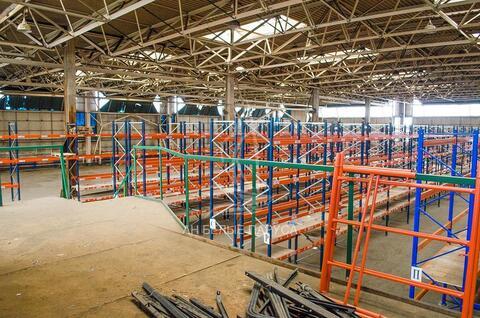 Сдам склад 3000 кв.м. на Щербинке - Фото 1