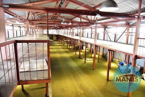 Сдается холодный ангар с высокими потолками и со стелажами, 3-х этажны - Фото 4