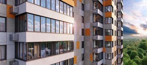 2-комн. квартира 60,25 кв.м. в доме комфорт-класса ЮВАО г. Москвы - Фото 4