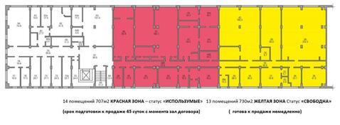 Продажа помещения свободного назначения 1437 м2 - Фото 3