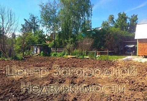 Участок, Минское ш, 6 км от МКАД, Баковка, В городе. В элитном месте . - Фото 1